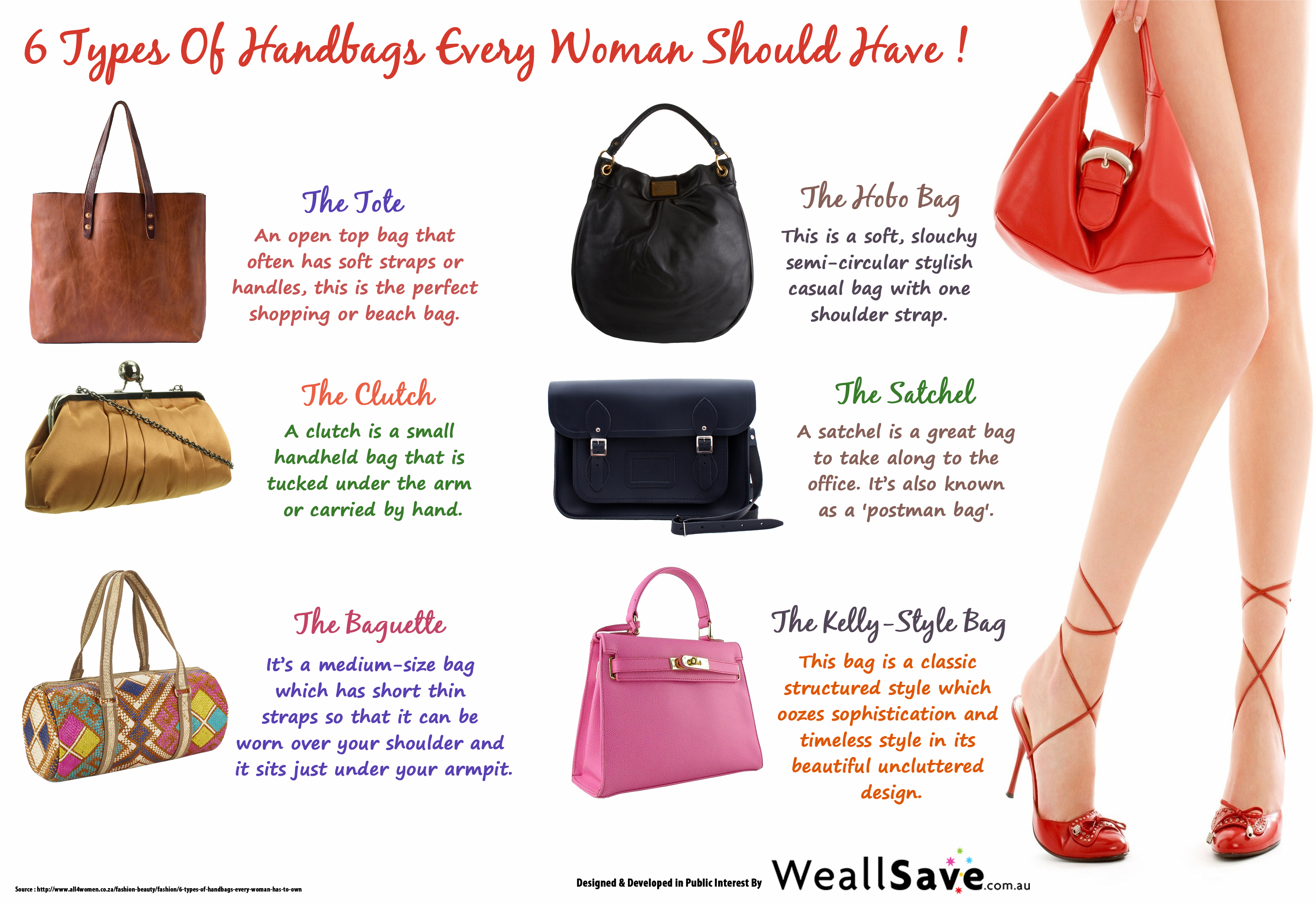 5 Best Bags – weallsave